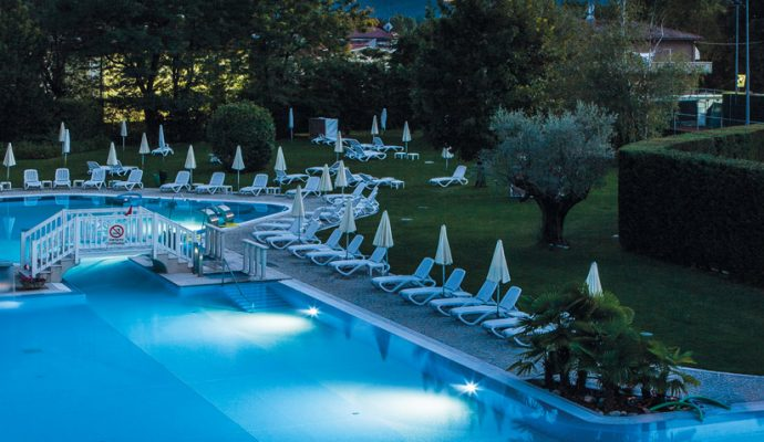 Piscines thermales Abano Italie 6