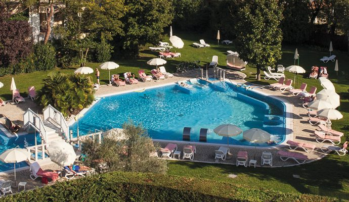 Piscines thermales Abano Italie 4