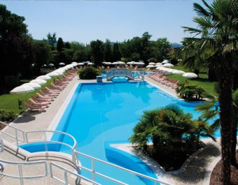 Piscines thermales Abano Italie 8